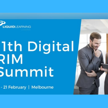 11th Digital RIM Summit