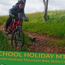 School Holiday Mountain Biking Skills - Intermediate (North)