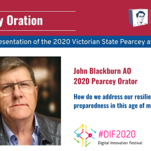 2020 Pearcey Oration