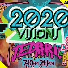 2020 Visions FT Jedbrii - Groovy Daughter - Please To Jive You