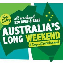 Australia's Long Weekend