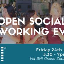 BNI Melbourne North Social Event