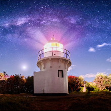 Fingal Head Astro Photography Workshop