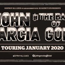 John Garcia And The Band Of Gold Australian Tour 2020