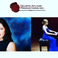 Ruby Luck Pianist & Shikara Ringdahl Soprano in Concert