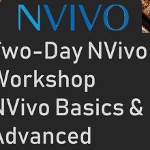 Melbourne - NVivo 12 for Windows - Essentials and Advanced Two Day Workshop