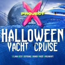 Halloween Cruise ProjectX 2020