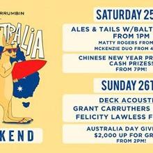 Australia Day Weekend at Currumbin RSL