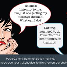 THE Communication & Storytelling  Workshop -PowerComms