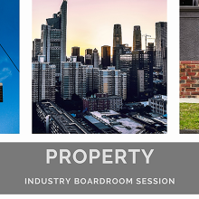 Property Industry Online Boardroom Session (May)