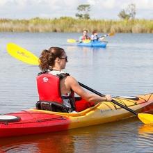 SBA Nature Adventure Day- Kayaking Event