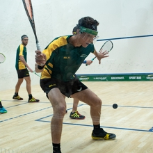 WSF World Junior Squash Championships 2020 - Gold Coast