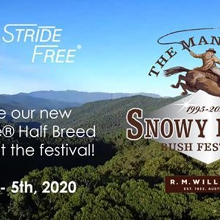 Peter Horobin Saddlery // The Man From Snowy River Festival