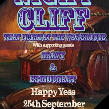Nightcliff ~ 'That Night at the Warehouse' EP LAUNCH