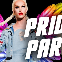 The Court's Pride Party + Bottomless Cocktails Double Event Ticket