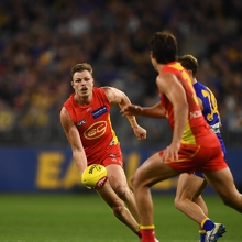 AFL Round 9: Gold Coast SUNS versus West Coast Eagles