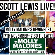 Live and Acoustic at Molly's!
