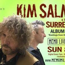 MEMO Live Streams: Kim Salmon & The Surrealists - Online Event