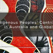 Indigenous Peoples' Contribution in Australia and Globally