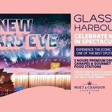 Glass Island - New Year's Eve Cruise 2020