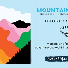 Postponed | Mountainfilm on Tour 2020 - Blue Mountains