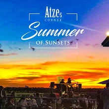 Summer of Sunsets. LIVE Music at Atze's Corner in the Barossa.
