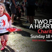 Two Feet & A Heartbeat Charity Walk