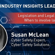 ACS INDUSTRY INSIGHT LEADERS SERIES: LEGISLATION AND LEGAL CONSIDERATIONS – WHEN TO INVOLVE LAW ENFORCEMENT