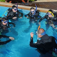 PADI Open Water Diver - School Holiday Special
