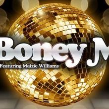 BONEY M feat. Maizie Williams   Palais Theatre