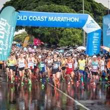 Village Roadshow Theme Parks Gold Coast Marathon