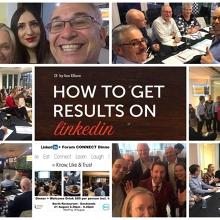 BBG LinkedIn+ Forum at Waterman - register with promo code BBGGUEST - for free