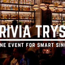 Trivia Tryst   Melbourne Singles (18+)   Online Event #245