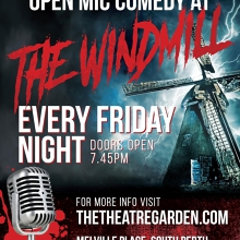 THE WINDMILL COMEDY CLUB