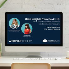 THE NEW LOCAL: Data insights from Covid-19 [WEBINAR REPLAY]