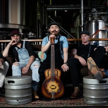 Slips & The FW's live at Burleigh Brewing Co