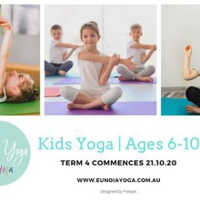 Kids Yoga Classes | Term 4
