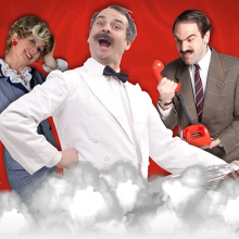 Faulty Towers The Dining Experience @ Adelaide Fringe Festival 2020