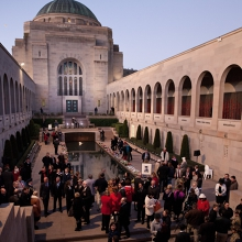 Last Post Ceremonies at the Australian War Memorial