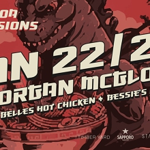Autodoa Sessions - Morgan McGlone - (Jan 22 / Session 2)