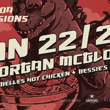 Autodoa Sessions - Morgan McGlone - (Jan 22 / Session 1)