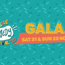 Newcastle Comedy Festival Gala 2020 - November