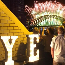 View Fest  Open Air Event - New Years Eve 2020 @ View Sydney