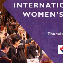 ACBC Vic: International Women's Day 2020