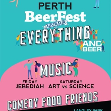 Perth BeerFest presented by First Choice Liquor
