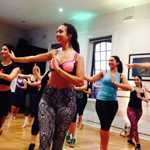 Meetup - Samba classes for Ladies only - Every Monday evening