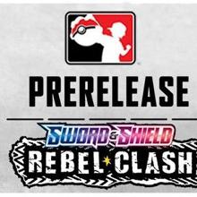 Pokemon TCG Rebel Clash Pre-Release