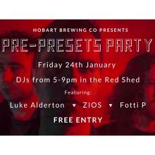 Pre-Presets Party