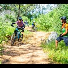 Mountain Bike Technique Development for Women