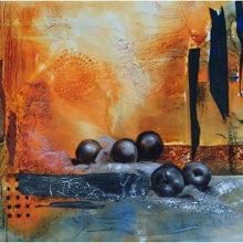 2 Day Mixed Media Workshop 14th & 15th March 2020, $160pp